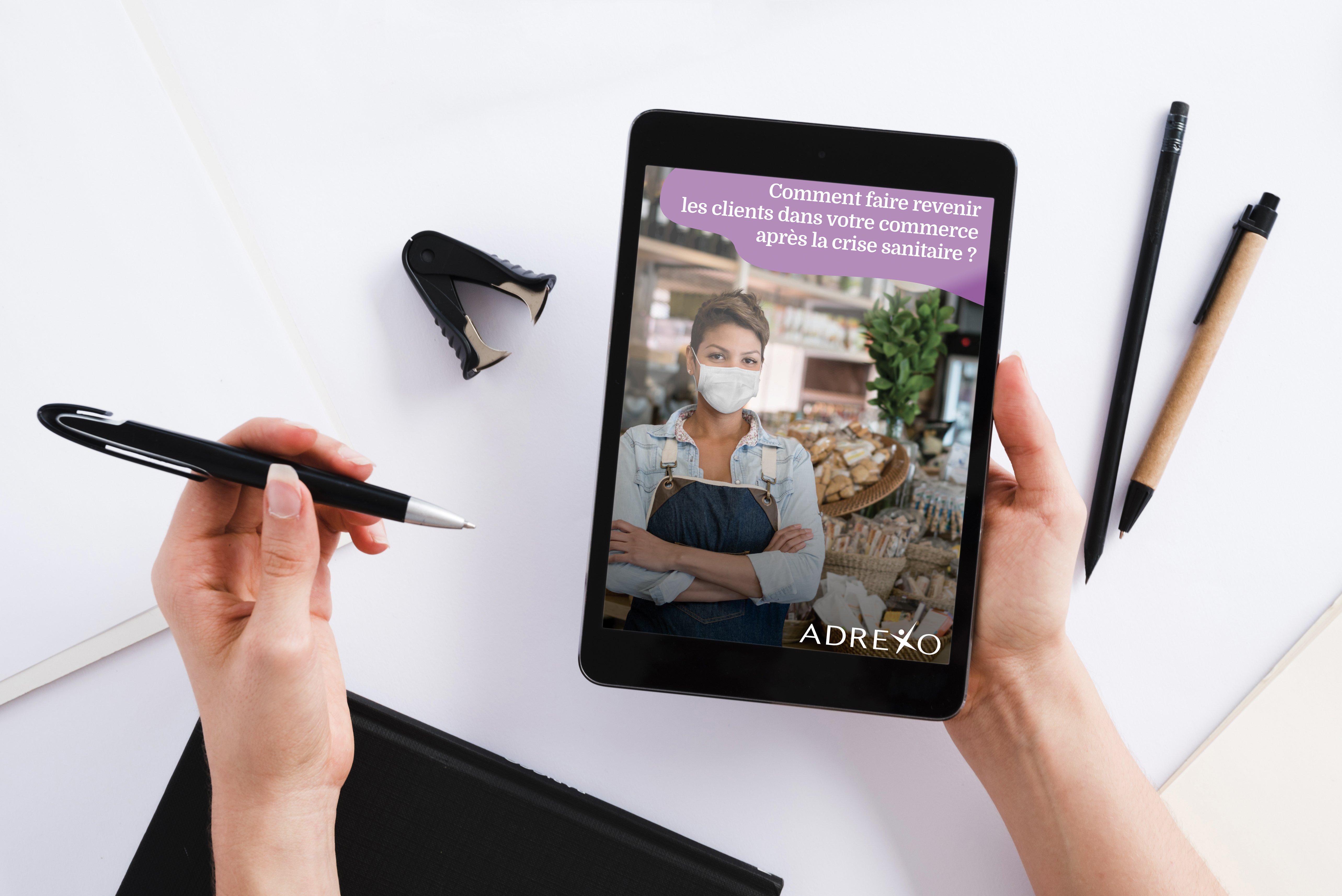 Miniature ebook Adrexo